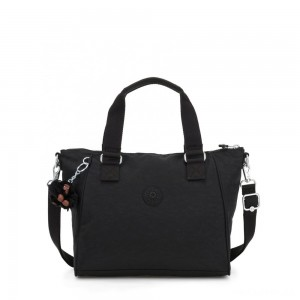 Kipling AMIEL Medium Handbag True Black