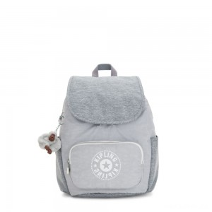 Kipling HANA S Small backpack Active Grey C