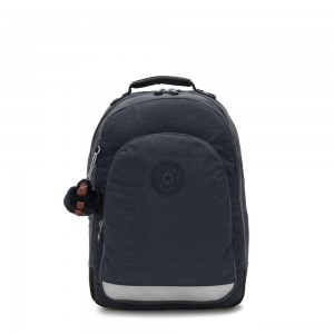 Kipling CLASS ROOM Large backpack with laptop protection True Navy