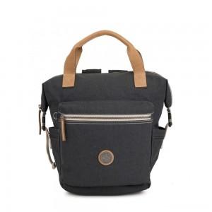 Kipling TSUKI S Small Backpack with semi detachable straps Casual Grey
