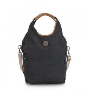Kipling URBANA Hobo Bag Across Body With Removable Shoulder Strap Casual Grey