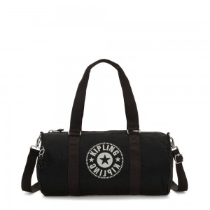 Kipling ONALO Multifunctional Duffle Bag Lively Black