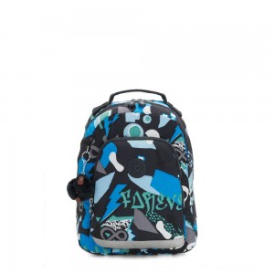 Kipling CLASS ROOM S Small backpack with laptop protection Epic Boys
