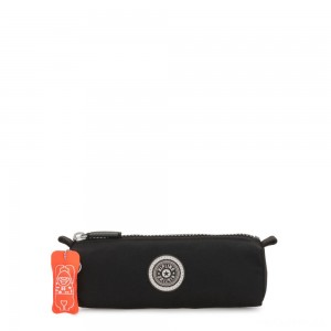 Kipling FREEDOM Medium zipped pencase Brave Black