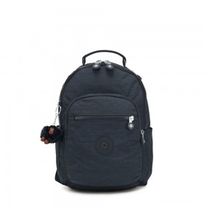 Kipling SEOUL GO S Small Backpack True Navy