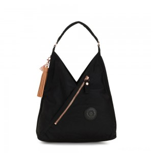 Kipling OLINA Medium Tote Bag Rose Black