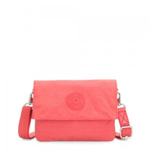 Kipling OSYKA 2 in 1 Crossbody and Pouch with Card Slots Papaya