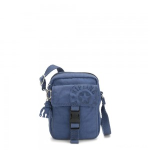 Kipling TEDDY Small Crossbody Bag Soulfull Blue