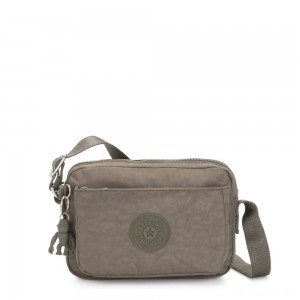 Kipling ABANU Mini Crossbody Bag with Adjustable Shoulder Strap Seagrass