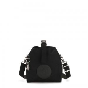 Kipling IMMIN Small Shoulder Bag Galaxy Black