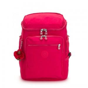 Kipling UPGRADE Large Backpack True Pink