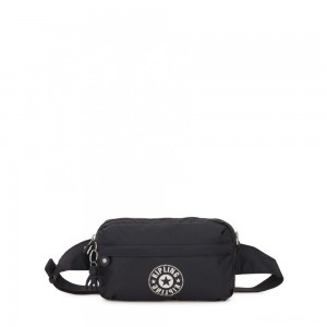 Kipling HALIMA Small crossbody bag convertible to bum bag Beach Navy