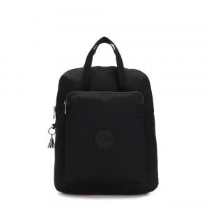 Kipling KAZUKI Large 2-in-1 Shoulderbag and Backpack Rich Black