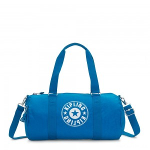 Kipling ONALO Multifunctional Duffle Bag Methyl Blue Nc