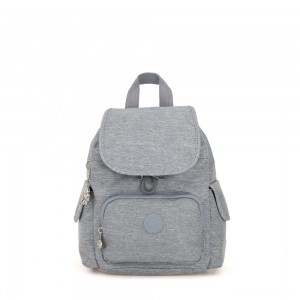 Kipling CITY PACK MINI City Pack Mini Backpack Cool Denim