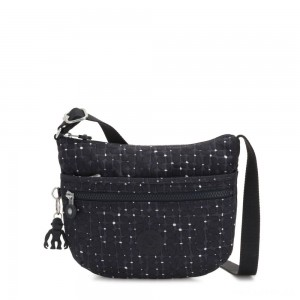 Kipling ARTO S Small Cross-Body Bag Tile Print