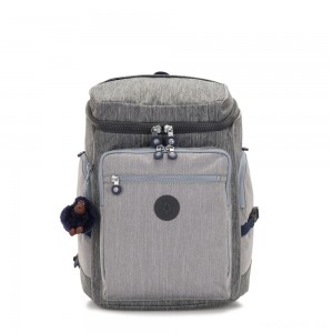 Kipling UPGRADE Large Backpack Ash Denim Bl