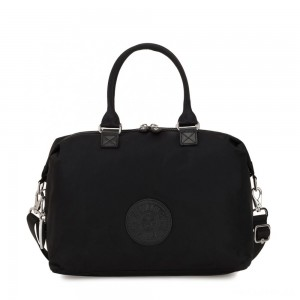 Kipling TIRAM Medium Shoulderbag with tablet protection Meteorite