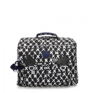 Kipling INIKO Medium Schoolbag with Padded Shoulder Straps Boy Hero
