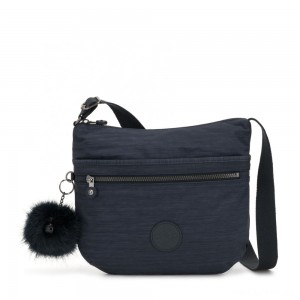 Kipling ARTO Shoulder Bag Across Body True Dazz Navy