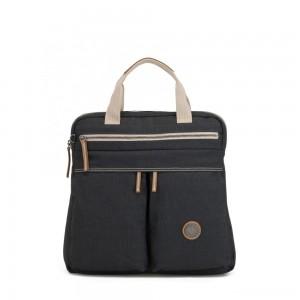 Kipling KOMORI S Small 2-in-1 Backpack and Handbag Casual Grey