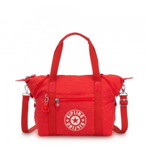 Kipling ART NC Lightweight Tote Bag Active Red NC