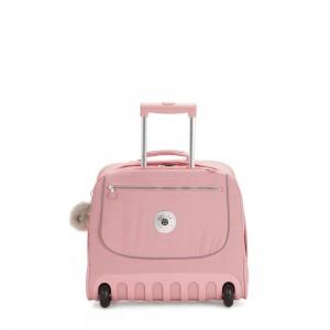 Kipling CLAS DALLIN Large Schoolbag with Laptop Protection Bridal Rose