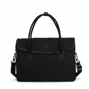 Kipling SUPERWORK Laptop Bag Rich Black