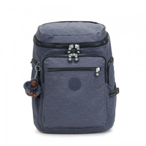 Kipling UPGRADE Large Backpack True Jeans