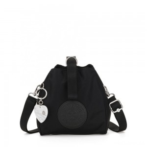 Kipling IMMIN Small Shoulder Bag Meteorite