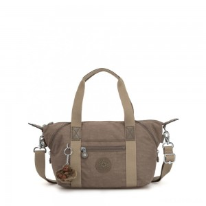 Kipling ART MINI Handbag True Beige