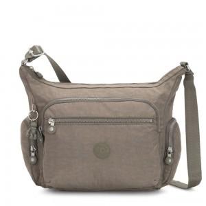 Kipling GABBIE Medium Shoulder Bag Seagrass