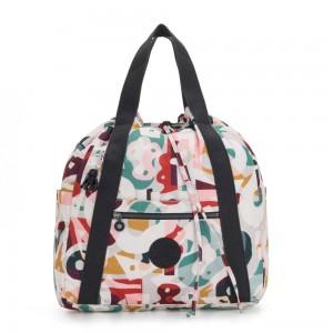 Kipling ART BACKPACK M Medium Drawstring Backpack Music Print