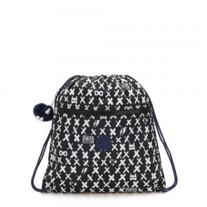 Kipling SUPERTABOO Medium Drawstring Bag Boy Hero
