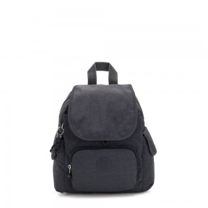 Kipling CITY PACK MINI City Pack Mini Backpack Night Grey