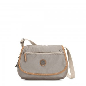 Kipling KOUROU Cross-body Bag Fungi Metal