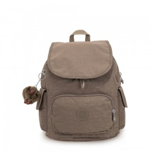 Kipling CITY PACK S Small Backpack True Beige