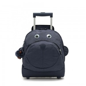 Kipling BIG WHEELY Wheeled School Bag True Jeans