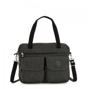 Kipling MARIC Working Bag with laptop protection Black Indigo Work