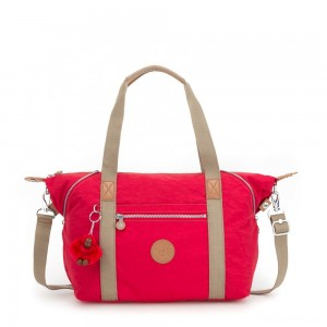 Kipling ART Handbag True Red C