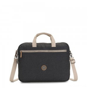 Kipling KERRIS Small Laptop Bag Casual Grey