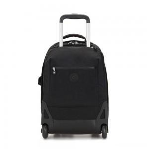 Kipling SOOBIN LIGHT Large wheeled backpack with laptop protection True Black