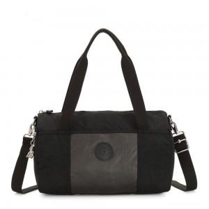 Kipling VITORIA Convertible accessory METAL BLACK BLOCK