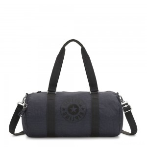 Kipling ONALO Multifunctional Duffle Bag Night Grey Nc
