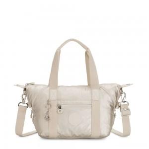 Kipling ART MINI Handbag Cloud Metal