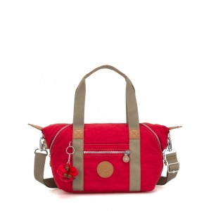 Kipling ART MINI Handbag True Red C