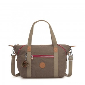 Kipling ART Handbag True Beige C
