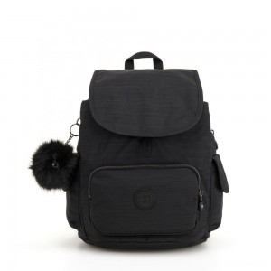 Kipling CITY PACK S Small Backpack True Dazz Black