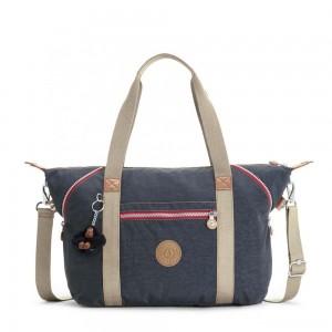 Kipling ART Handbag True Navy C