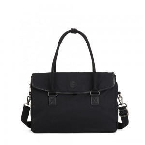 Kipling SUPERWORK S Laptop Bag Rich Black